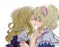 アリスと魔理沙
