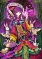 月光の魔姫クイーンカグヤ【仕事絵】/琴吹 由@ついったー