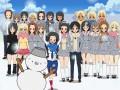 女子高生の日常物語_氷之湖の壁紙