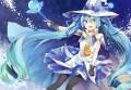 雪の妖精さん!