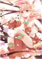桜リン。/HALLジオン@春コミゆ33a