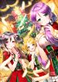 [ラブライブ]クリスマス3年生組