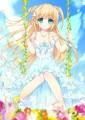 天使ちゃんの庭