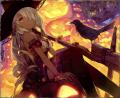 かぼちゃ職人の魔女