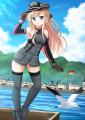 Mii x Bismarck