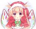 クリスマスフランちゃん