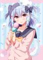ボクと一緒にアイス食べよっ♡