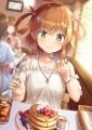 リノちゃんとパンケーキデート